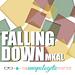 Falling Down Sock pattern