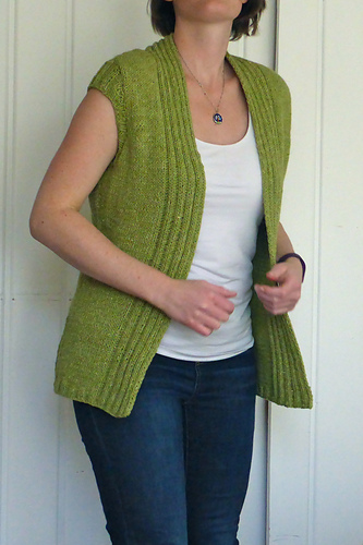 kristine favorited SoleilKnits' Kanti Mama
