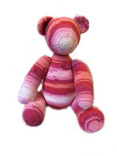 Ravelry: Rilakkuma Inspired Teddy Bear pattern by Hannah Daley ... | 320x240