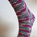 Faceted Rib Socks pattern
