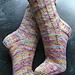 """""""Ein Hauch von Nichts"""" Socks pattern"""