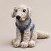 Golden Boy the golden retriever dog pattern