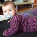 Baby's First Fair Isle Sweater pattern