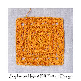 Worked in crochet thread #3.