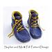 Sophie's Alpine Boots pattern