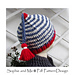 Tip Top Tassel Hat pattern