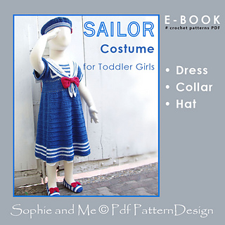 E-BOOK - Set with 3 patterns