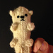 Polar Bear Finger Puppet pattern