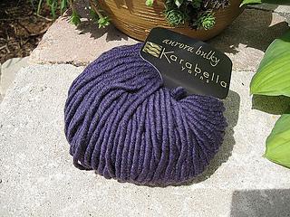 Aurora Bulky Purple
