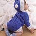 Hooded Onesie pattern