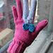 Bunny Gloves pattern