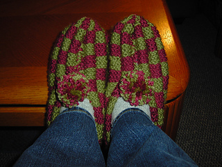 Slippers for Faye