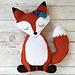 Ragdoll Fox pattern