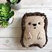 Chubby Hedgehog pattern