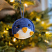 Penguin Ornament pattern