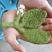 Mistletoe ornament pattern
