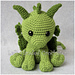 Philip the Dragon pattern