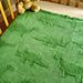 Easy Dinosaur Baby Blanket pattern