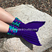 Mermaid Tail Socks pattern