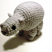 Rhino Amigurumi Plush Toy pattern