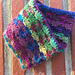 Waterfall Rainbow Headband/Ear Warmer pattern