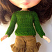 Blythe's Wollmeise Sweater pattern