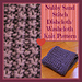 Nubby Sand Dishcloth pattern