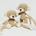 Monkey - Leo & Teo pattern