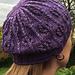 Rhodora Hat pattern