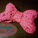 Boutique Bow - Minnie Mouse Inspired  pattern