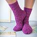 Composition Socks pattern
