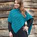 Rib and Lace Shawl pattern