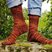 Warm Feet, Warm Heart pattern