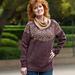 Welcome Friend Sweater pattern