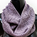 Branches and Blooms Double-wrap Cowl pattern