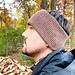 Afton Men's Ear Warmer pattern