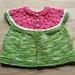Watermelon Baby Cardigan pattern