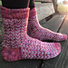 ZikZak socks pattern