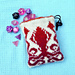 Double-knitted Dice Bag pattern