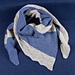 Sea Breeze shawl/Havbris sjal pattern