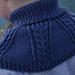 Urchin cowl / Kråkebollehals pattern