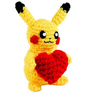 Pikachu – Page 2 – Amigurumi Patterns | 320x320