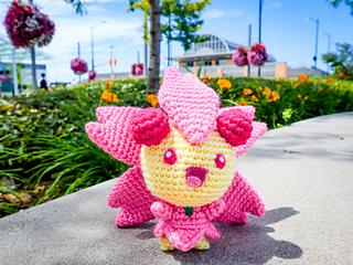 Download Kawaii sun amigurumi pattern | Crochet keychain pattern ... | 240x320