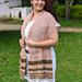 Moringa Wrap pattern