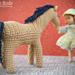 Horse/pony pattern