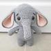 Elton the Elephant pattern
