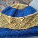 Diamond Brocade Banded Hat pattern