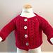 Knit Red Inspiration pattern