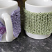 Mug Cozy Alternate Stitch pattern