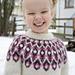 Blossi Icelandic Lopi Sweater | Lopapeysa pattern